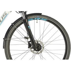 Serious Sonoran S Hybridcykel hvid
